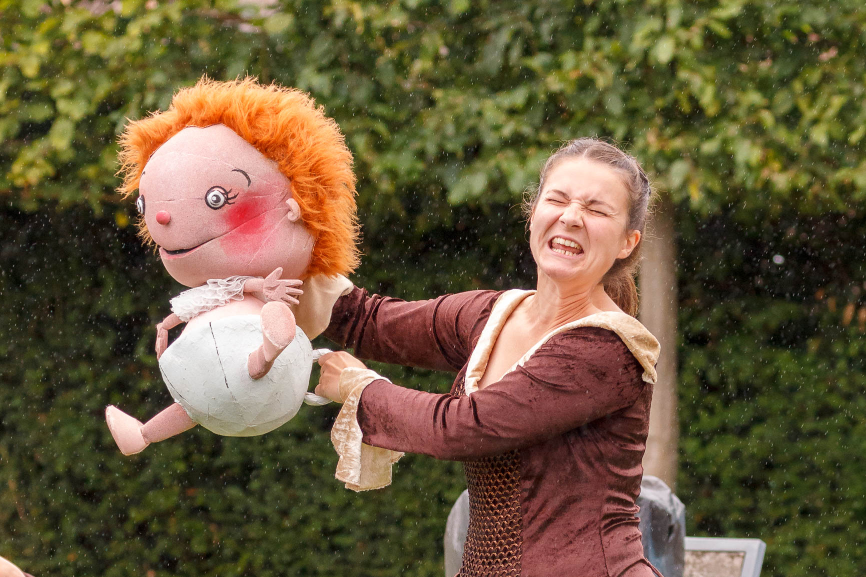 The Folksy Theatre - Family Outdoor Show